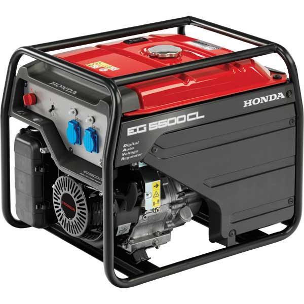 EG 5500 CL - Generadores
