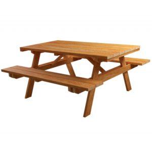 Mesas pícnic